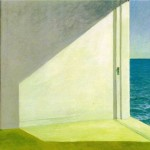 Hopper, Camera sul bordo del mare (1951)
